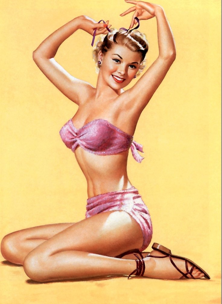 Pin By Dean Jones On Lay S Tween Clothing: Vintage Pin Up Art