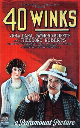 40-Winks-1925-1A3-movie-poster